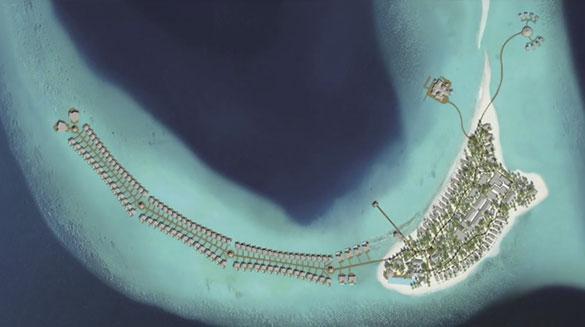 Malediven Urlaub 2015: Zwei neue Resorts mit Sterneküche