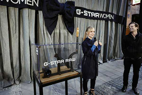Shop-Opening in München: G-Star Jeans
