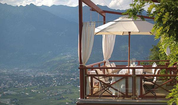 Bestes Hotel in Südtirol: Castel Fragsburg, Meran