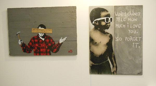 Stroke Art Fair: Kunst hautnah auf der Praterinsel!