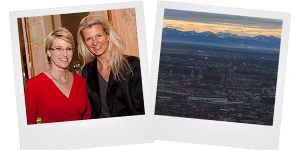Exklusiv München trifft Susanne Aigner-Drews