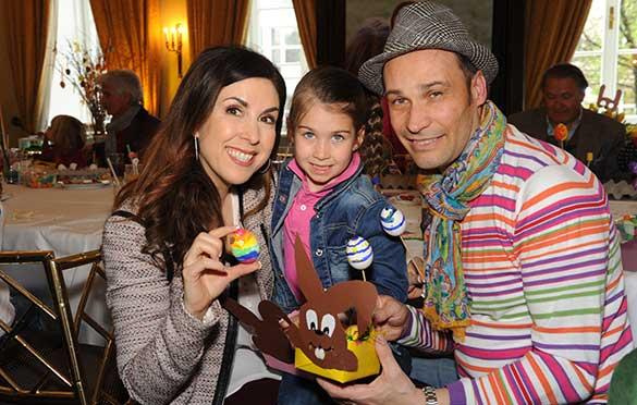 So feiern die Münchner Prominenten Ostern