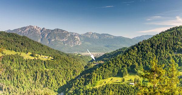 Graseck Mountain Hideaway: Kranzbach bekommt Konkurrenz