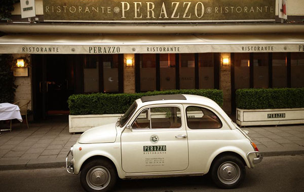 Gastro-Test: Italienische Schlemmer-Oase Perazzo