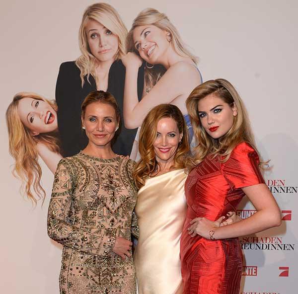 Premiere 'Die Schadenfreundinnen' mit Cameron Diaz, Kate Upton und Leslie Mann