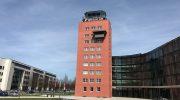 Alter Flughafen-Tower Riem