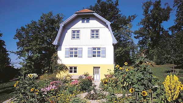 Gabriele Münter Haus in Murnau: Eine Kunst-Reise in die Vergangenheit