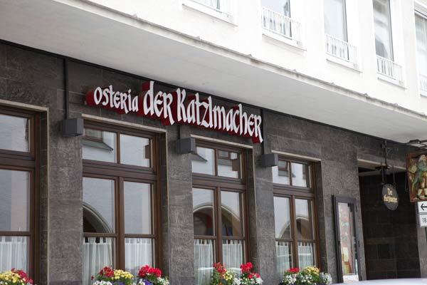 Osteria - Der Katzlmacher