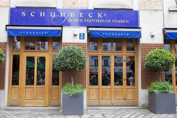 Schuhbecks in den Südtiroler Stuben