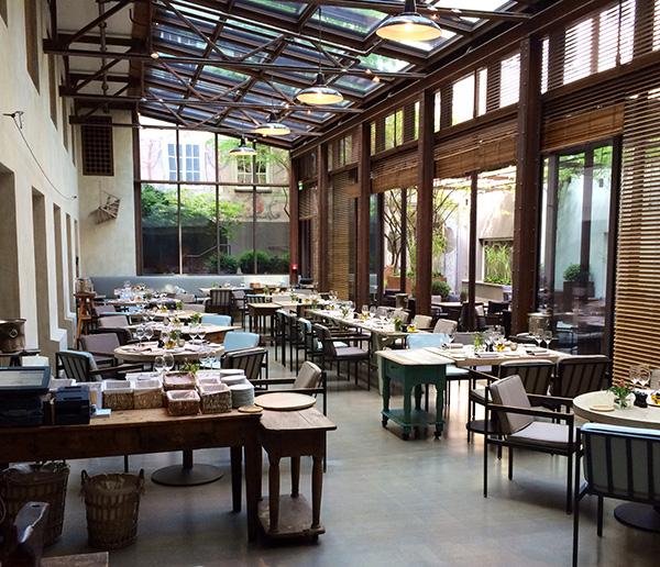 Atelier Restaurant im Bayerischen Hof München