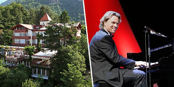 Boogie Woogie Fest im kleinsten Luxus-Hotel Südtirols