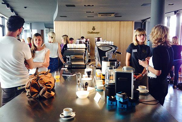 Dallmayr Academy: Mit Baristi Workshops zum Kaffee-Profi