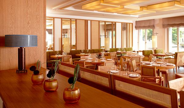 Emiko Restaurant Luis Hotel Viktualienmarkt