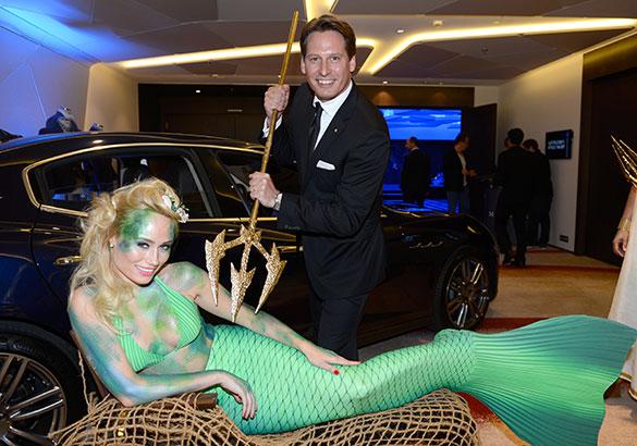 Gentleman Style Night im Hotel Vier Jahreszeiten