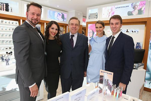 Beautymarke Kryolan eröffnet ersten Shop in München