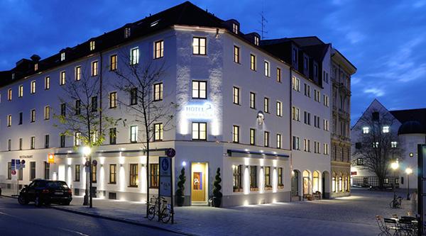 Hotel Restaurant Blauer Bock