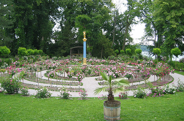 Roseninsel im Starnberger See: Exklusive Themenführungen