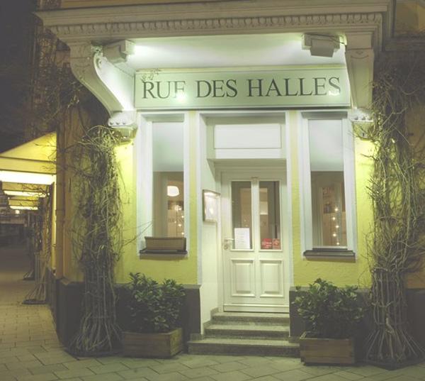 Rue des Halles