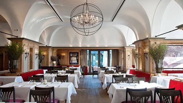 Restaurant Seehaus im Englischen Garten
