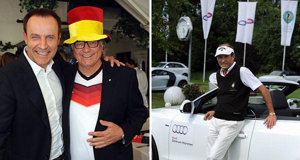 Audi Golf Cup wurde zum Fußball-Fest
