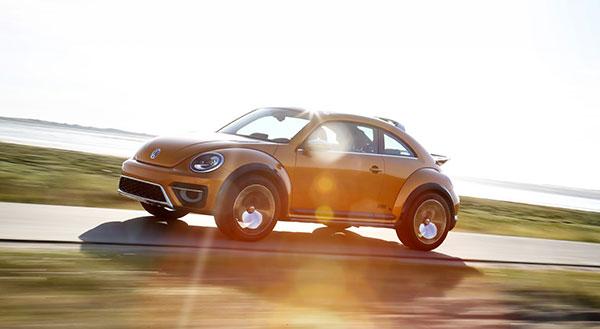 Warum der Beetle Dune das Zeug zum Kult-Auto hat!