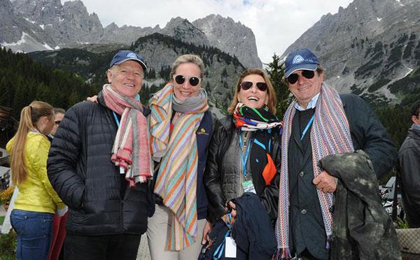 Die beliebteste Oldtimerrallye der Alpen