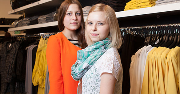 Hallhuber Outlet-Store: Unschlagbarer City-Look