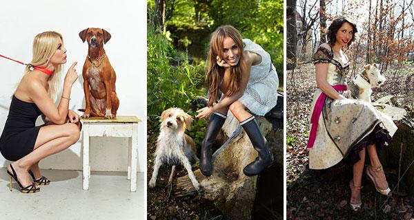 Hunde in München: Diese Vierbeiner haben VIPs als Herrchen