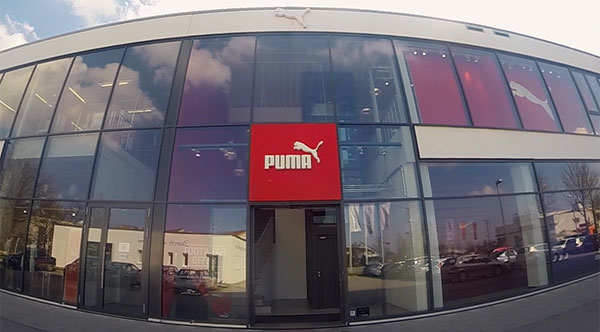 puma outlet in parsdorf city sport outfits mit freizeit. Black Bedroom Furniture Sets. Home Design Ideas