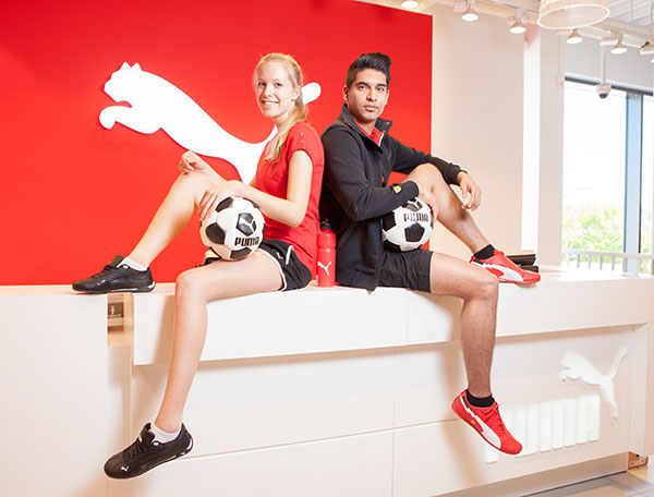 Puma Outlet in Parsdorf City: Sport-Outfits mit Freizeit-Feeling