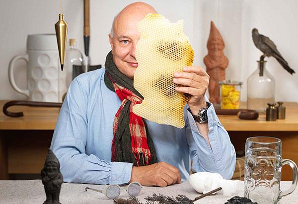 Porzellan Manufaktur Nymphenburg: Sonderausstellung für Rolf Sachs