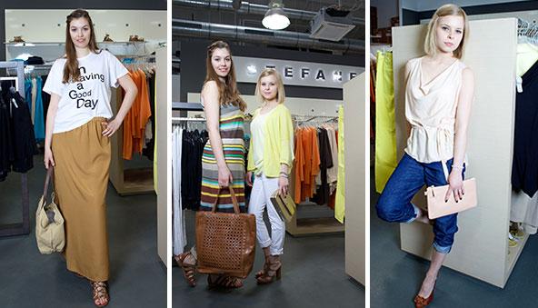 STEFANEL Outlet Store: Brilliante Basics und luxuriöse Mode aus Italien