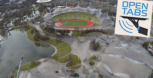 Public Viewing im Olympiastadion: Exklusiver Getränke-opentabs-Service