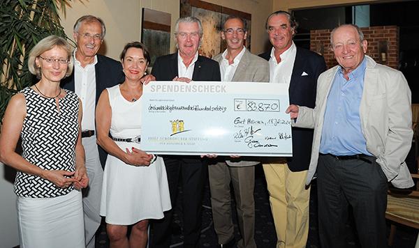Charity Golf Cup der Schörghuber Stiftung: Sommerurlaub für Münchner Kinder