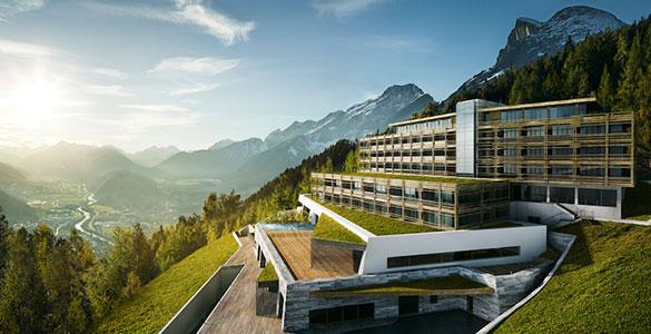 Wird das FOR FRIENDS Hotel das neue In-Hotel in Seefeld Tirol?