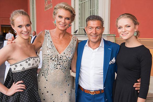 Juweliere in München: Thomas Jirgens lud zur Juwelenschau auf die Maximilianstrasse