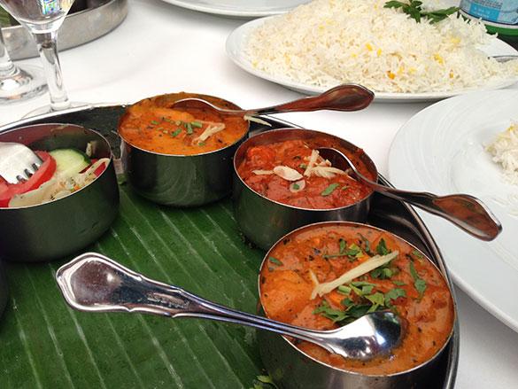Bestes Indisches Restaurant München: Das 'Swagat' am Prinzregetenplatz