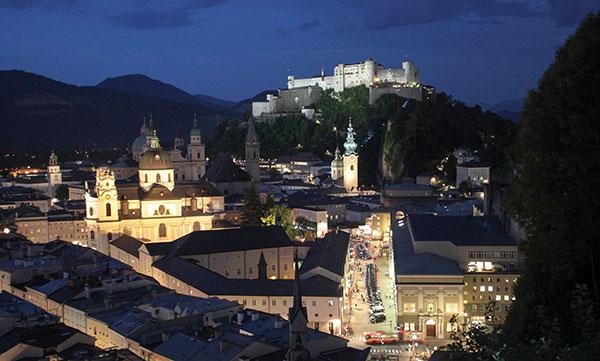 Salzburger Festspiele: (Münchner) VIPs bei der 'Rosenkavalier'-Premiere