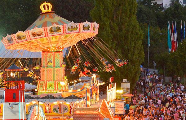 Straubinger Gäubodenvolksfest: Start des kleinen Oktoberfestes