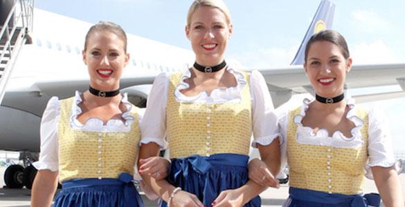 Freiluft Gangbang zum Oktoberfest in München