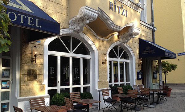 Gastrotest: Restaurant Ritzi München