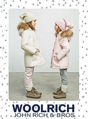 Woolrich München Store: Bald exklusive Kinder-Kollektion