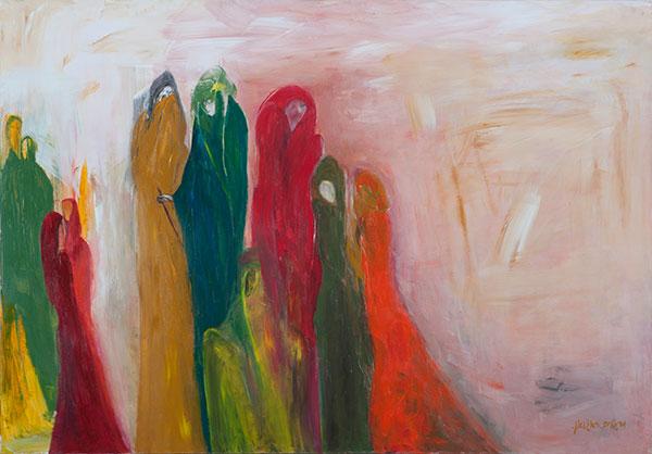 Art-Works-Margalit-Raguan-Love-in-Coler
