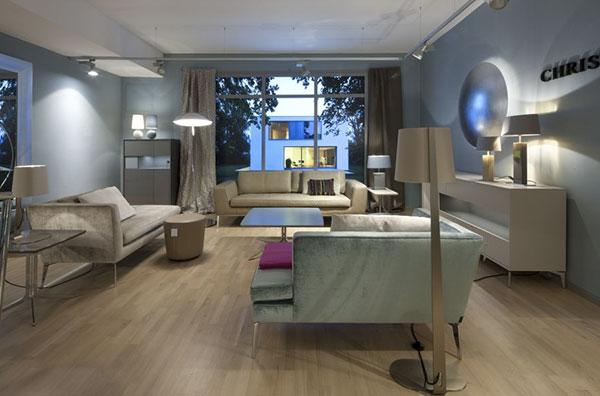 Shop und Showroom Opening von Christine Kröncke interiordesign im Ludwigpalais