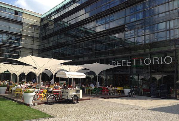 Gastrotest Refettorio: Münchens neuer Italiener