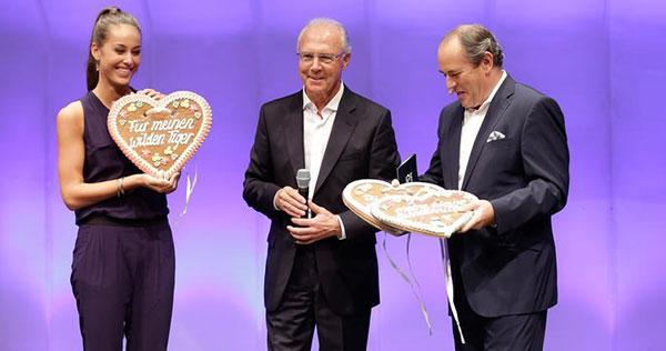 Laureus Sport for Good Wochenende: Sport-Party im Hotel Bayerischer Hof