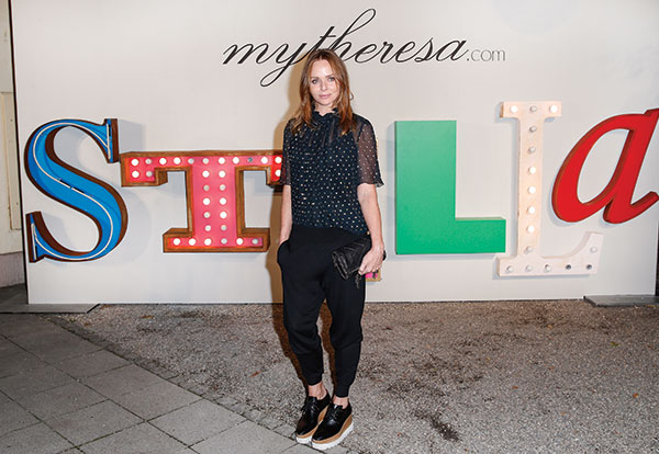 Glamouröse Stella McCartney und MYTHERESA.COM Pre-Oktoberfest-Party
