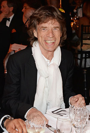 BFI-London-Film-Festival-IWC-Gala-Dinner-In-Honour-Of-The-BFI-Mick-Jagger-Fotocredit-SvR