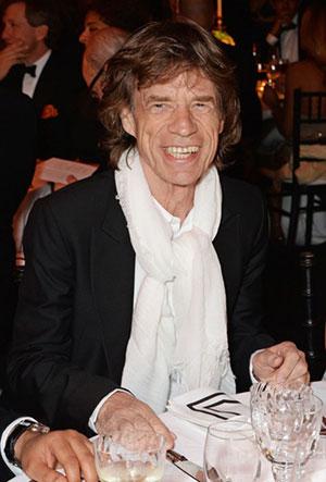 BFI-London-Film-Festival-IWC-Gala-Dinner-In-Honour-Of-The-BFI-Mick-Jagger-Fotocredit-SvR