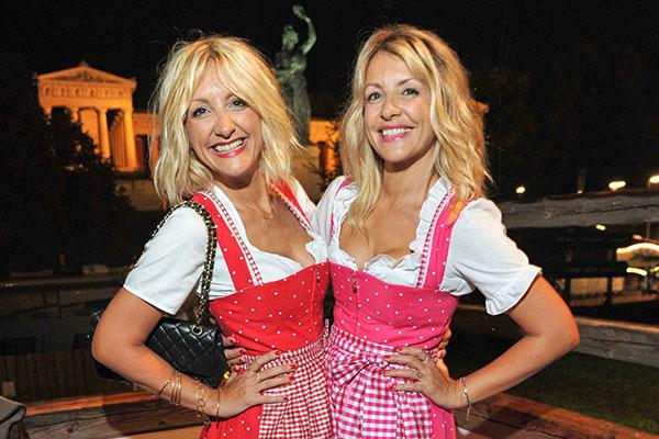 Oktoberfest 2014: Blondinentag im Käferzelt